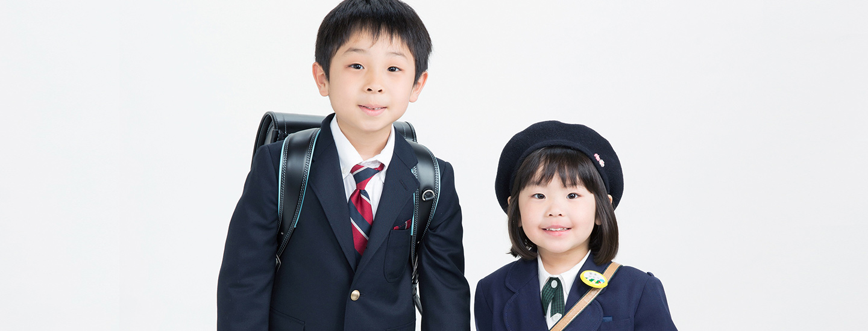 入園・入学撮影写真
