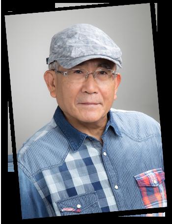 帽子をかぶったおじいさん