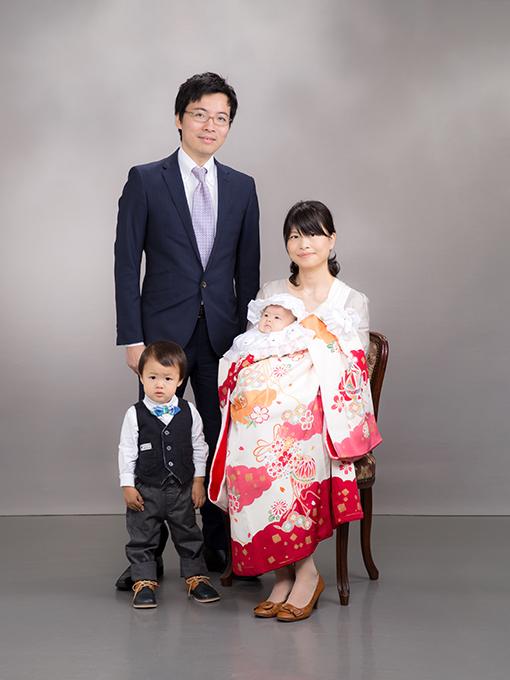 お宮参り見本1
