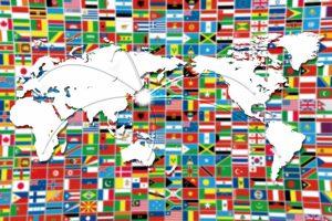 世界中のビザ写真